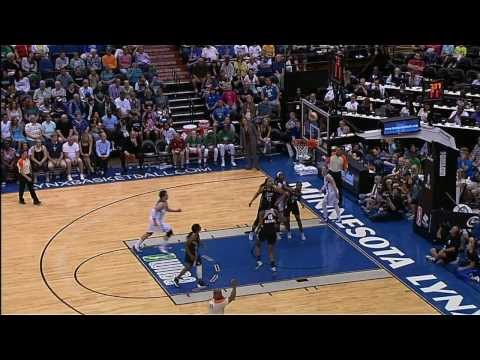 Maya Moore Top 10 Plays of the 2013 Season