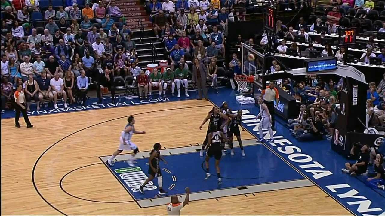 0599c7a742d Maya Moore Top 10 Plays of the 2013 Season - YouTube