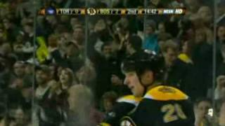 Boston Bruins 2008-09 early season highlight reel