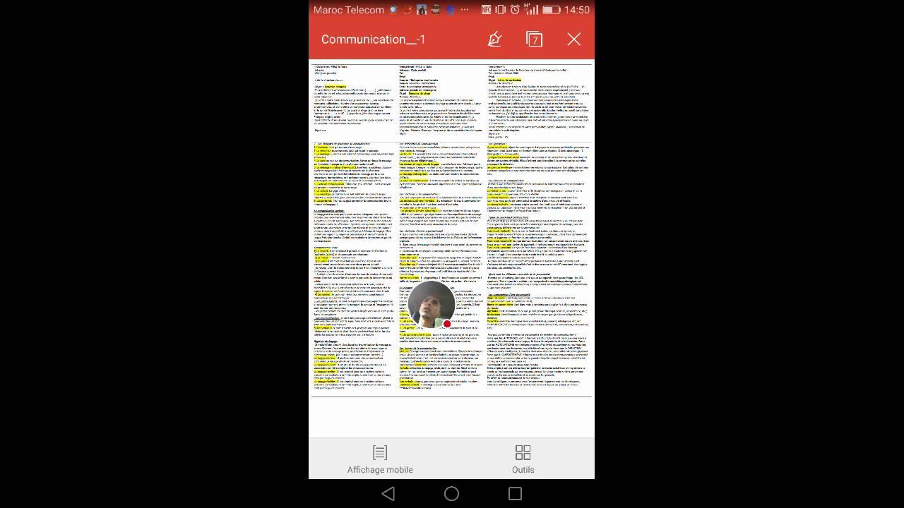 Resume Communication Btp Ofppt Youtube