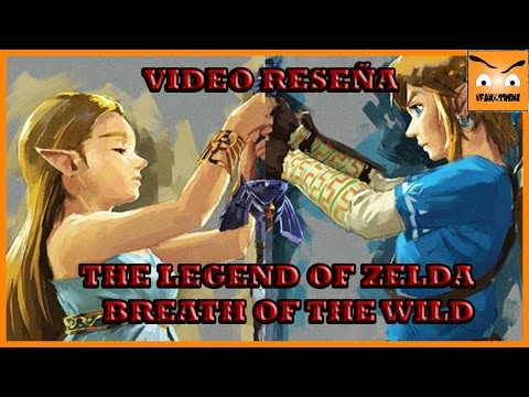 Video Reseña: The Legend Of Zelda Breath of the Wild