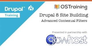 Drupal 8 Site Building, Lesson 30: Advanced Contextual Filters in Views(, 2016-07-01T18:29:12.000Z)