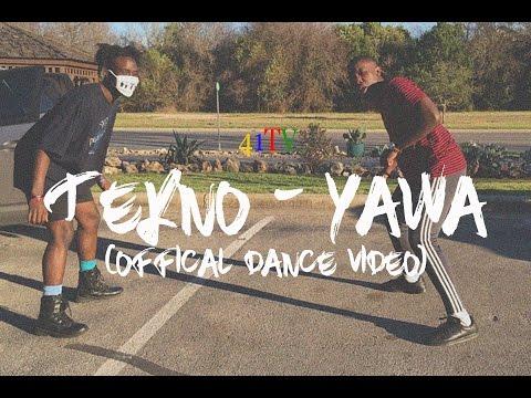 TEKNO - YAWA (Official Dance Video)