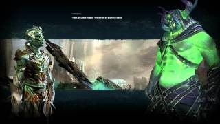 ★ Guild Wars 2 ★ - Cathedral of Silence - L80 Asura Personal Story