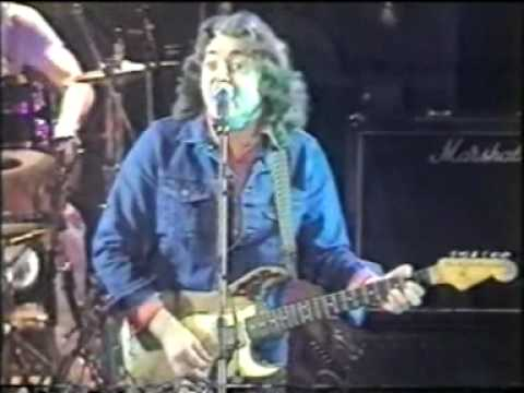 Double Vision ...... Rory Gallagher In Belfast