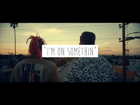 BRKLYN - I'm On Somethin' (feat. Jocelyn Alice) (Official Music Video)