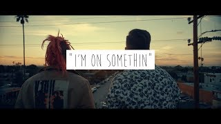 Смотреть клип Brklyn Ft. Jocelyn Alice - I'm On Somethin'