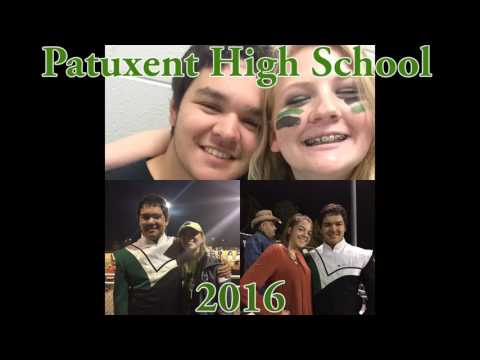 Patuxent High School Band 2013 - 2016 Tribute