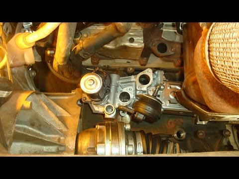 VW Golf Mk 6 2011 1.6 Tdi EGR valve issue 03L-131-512 DQ