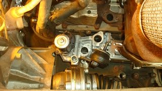 vw golf mk 6 2011 1 6 tdi egr valve issue 03l 131 512 dq