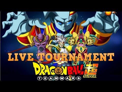 LIVE STREAM FIRST ONLINE SUPAH Tournament! Dragon Ball Super Card Game