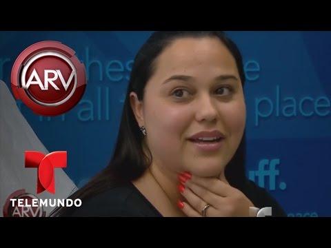 Coolsculpting usado en abdomen podría eliminar la papada | Al Rojo Vivo | Telemundo