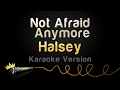 Halsey - Not Afraid Anymore (Karaoke Version) - from the Fifty Shades Darker Soundtrack