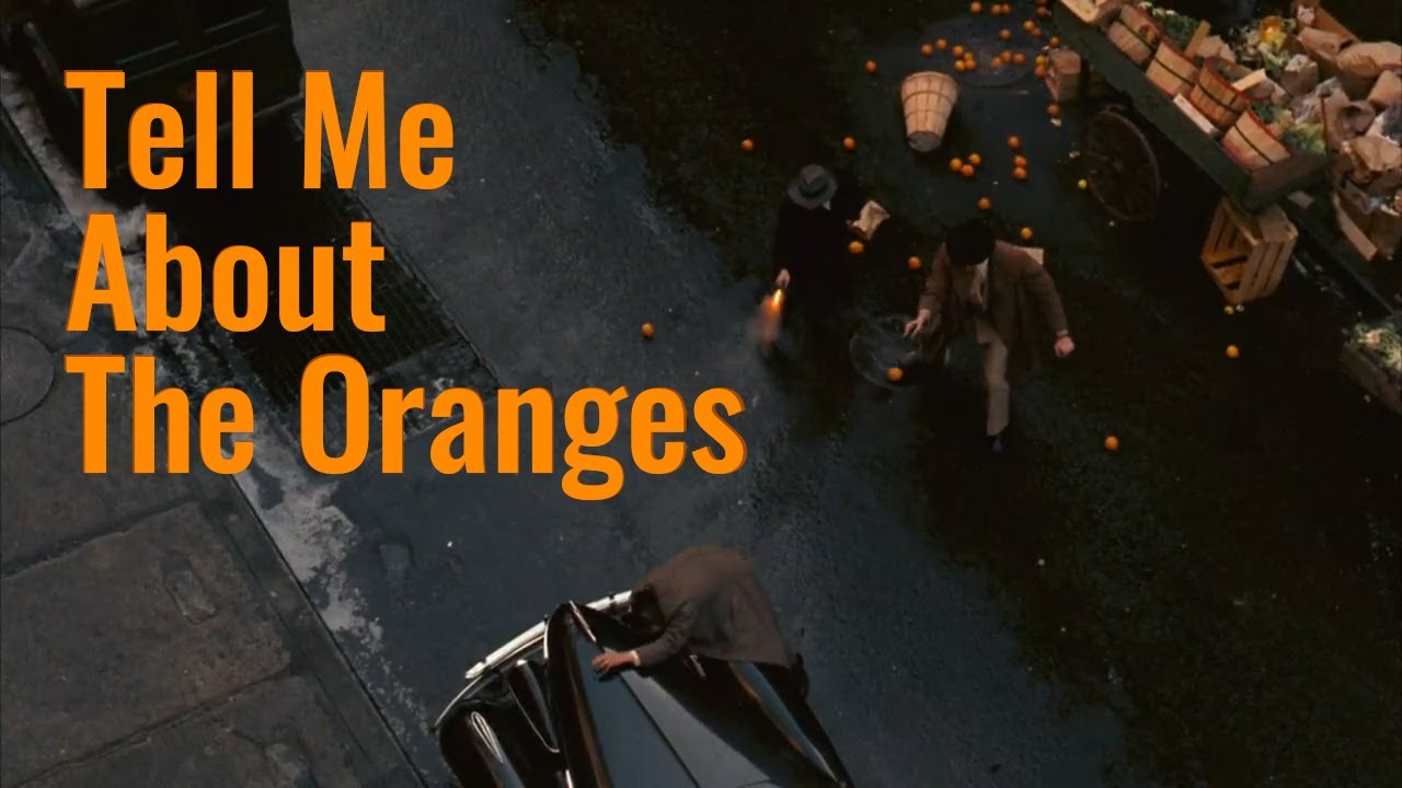 Download Tell Me About the Oranges