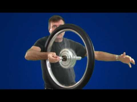 How does a gyroscope work?