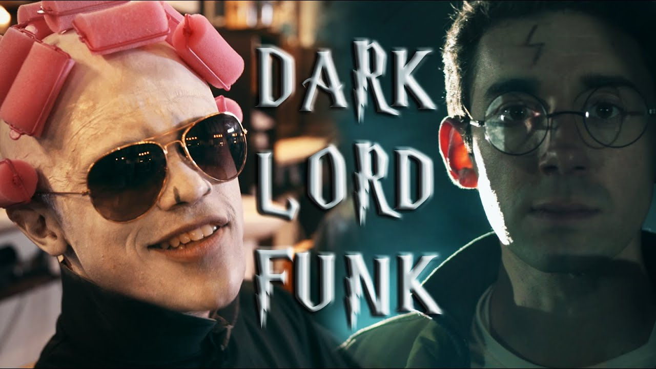 Dark lord funk harry potter parody of quot uptown funk quot