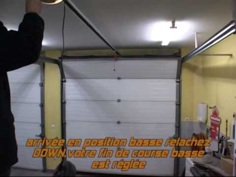 Moteur porte de garage keritek by global market garage for Monter porte de garage