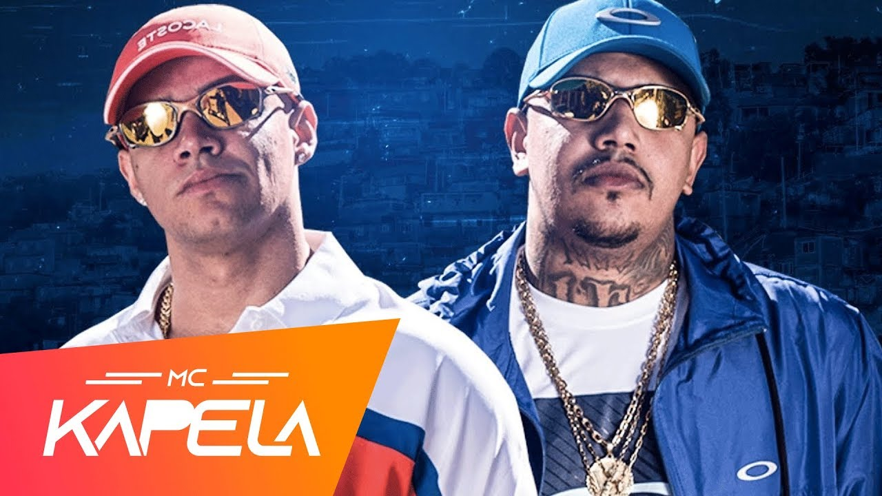 Mc Kapela E Mc Pp Da Vs Um Brinde Pra Nos Lyric Video Dj Rb