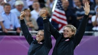 Gold Medal Moments: Misty May & Kerri Walsh  (2004, 2008 & 2012 Summer Olympics)