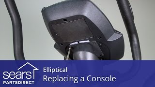 How to Replace an Elliptical Console