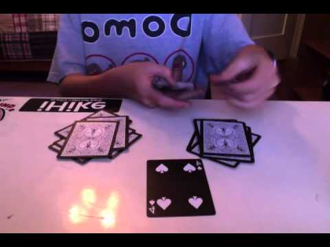 Cool and Easy card tricks -Psychic Prediction