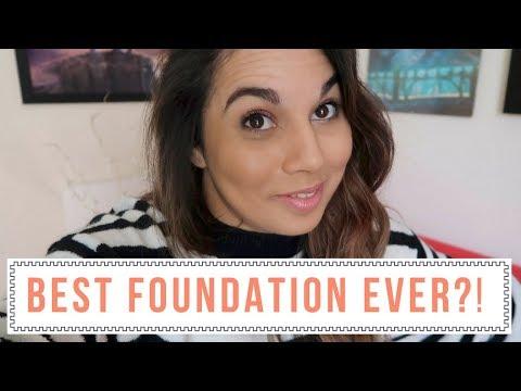 BEST FOUNDATION EVER?! Vlog 50 | Charlotte Palmer Evans