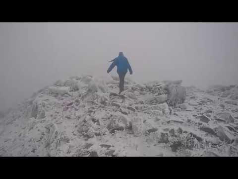 Mount Moosilauke, NH, via Beaver brook Trail