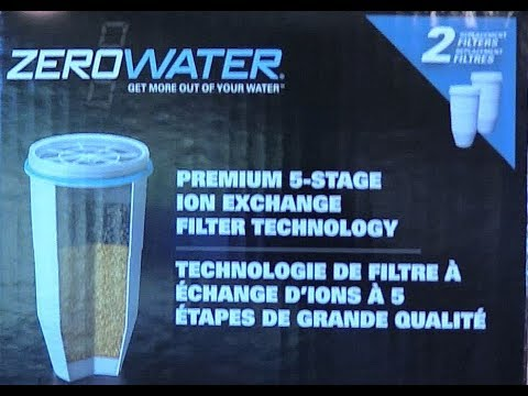 How To Save Money On ZeroWater Filters