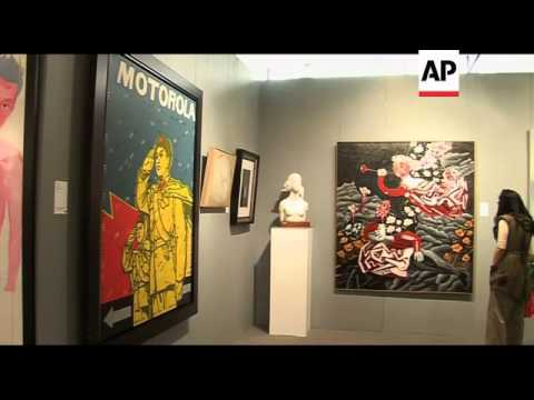 Investment in art booming in China