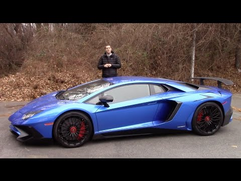 Thumbnail: Here's Why the Lamborghini Aventador SV Is Worth $500,000