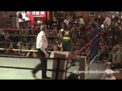 51kg Junior Final Dennis Haines Vs Stephen Firth