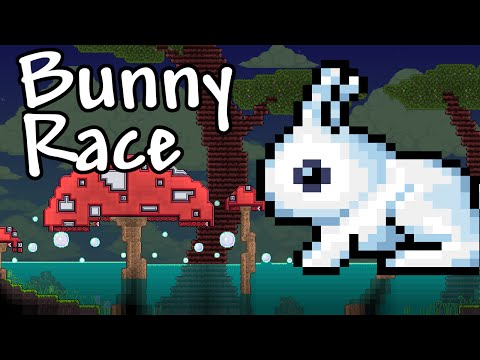 how to add bunny in game terraria