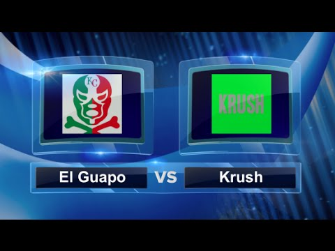 El Guapo vs Krush - Pool Play - Music City Kickball Open Open #MCKO2014