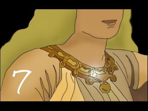 FREYJA'S NECKLACE - Norse Mythology 7