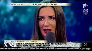 Mara Bănică s-a despărțit după cinci ani de relație: