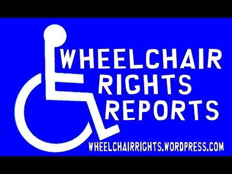 Halifax Buses CAN NOT Safely Transport Power Wheelchairs 1of2 Inside bus