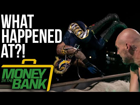 What Happened At WWE Money In The Bank 2020?!