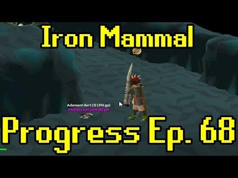 Oldschool Runescape - 2007 Iron Man Progress Ep. 68 | Iron Mammal