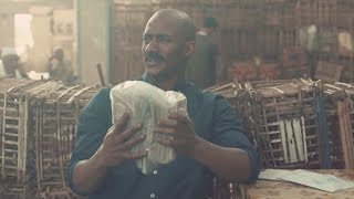 زلزال يستلم ورث والده حربي كرامة / مسلسل زلزال - محمد رمضان