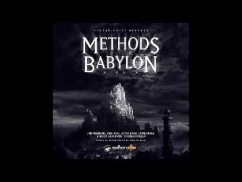 Methods Of Babylon Riddim 2018 Mix Selecta Sanjah I