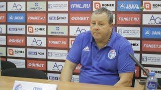 После матча: Павел Гусев