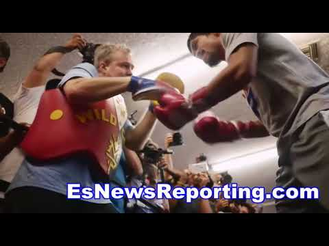 Manny Pacquiao May Not Face Horn In November Horn To Look For Another Fight EsNews Boxing
