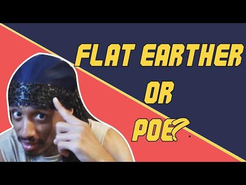 Flat Earther Or Poe - DelanoTV Returns thumbnail