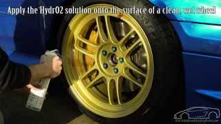 CarPro HydrO2 - How to Quickly Seal and Protect Your Wheels