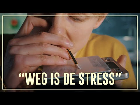 Rens can't stop talking after using cocaïne | Drugslab