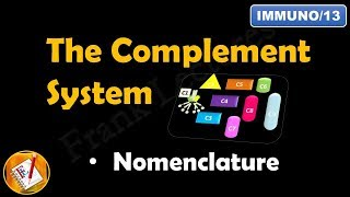 The Complement System (Part I) - Nomenclature of Complement Proteins (FL-Immuno/13)