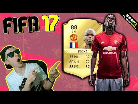 FIFA 17 CZ | PAUL POGBAAA!