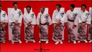 大阪松竹座七月大歌舞伎‐三兄弟そろい踏み【船乗り込み 出発式】