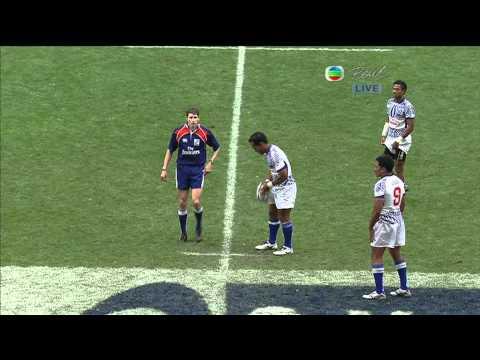 2011 Hong Kong IRB Rugby Sevens World Series Samoa VS Tonga