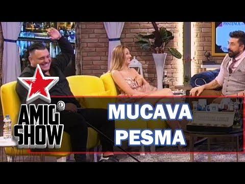 Mucava Pesma - Ami G Show S12 - E02